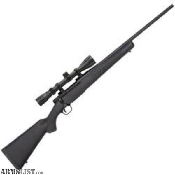 ARMSLIST - For Sale: Mossberg Patriot Bolt Action Rifle ...