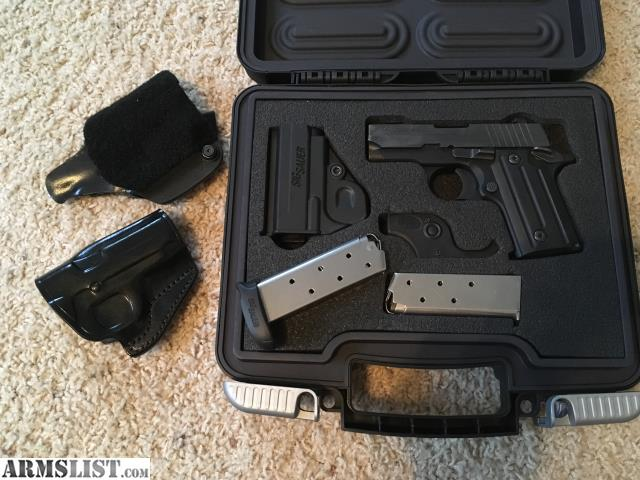 Armslist For Sale Sig P238 W Laser Amp Accessories