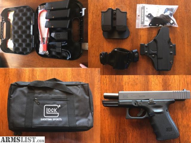 Glock 19 Accessories ARMSLIST - For Sale: G...