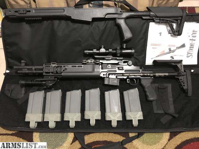 Armslist For Sale Brand New Sage Ebr M1a Cqb