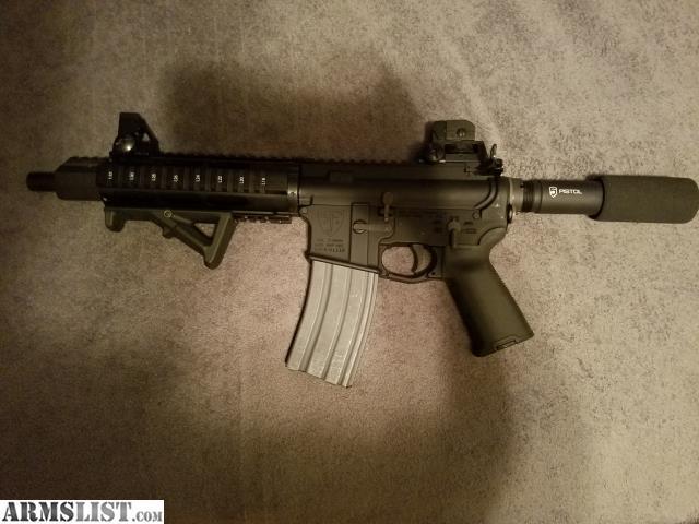 Armslist for sale trade ar pistol