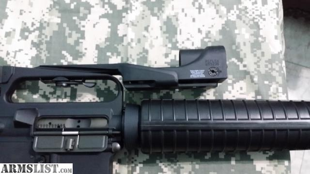 Armslist For Sale Red Dot Trijicon Acog With Carry