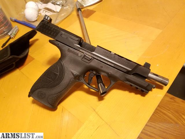 Armslist for sale m p core ported 9mm for M p ported core 9mm