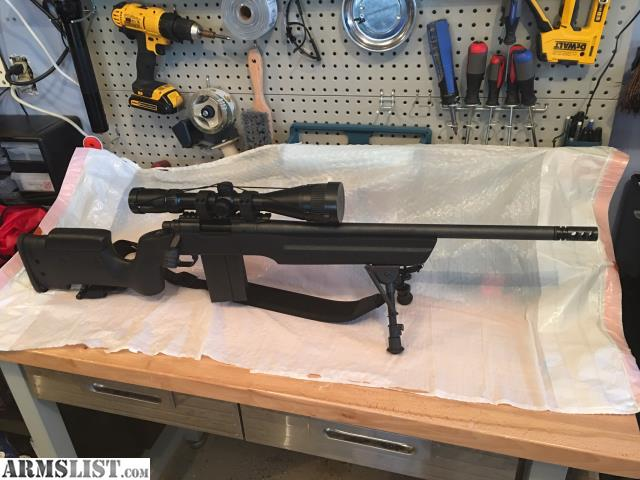 Armslist For Sale Rem 700 Aac Sd W Bell Amp Carlson Stock