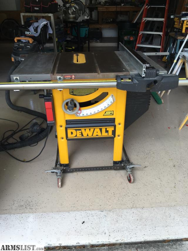 Armslist For Sale Trade Table Saw For Trade