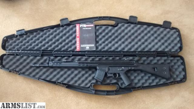 Armslist for sale ptr 32 kfr gen 2 762x39 ca legal used hk 32 clone near perfect condition less than 100 rounds fired publicscrutiny Choice Image