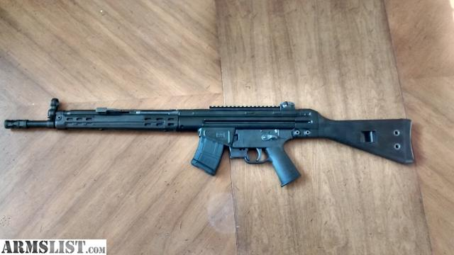 Armslist for sale ptr 32 kfr gen 2 762x39 ca legal used hk 32 clone near perfect condition less than 100 rounds fired publicscrutiny Images