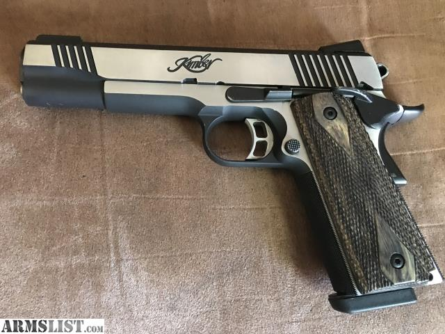ARMSLIST - For Sale/Trade: Kimber Eclipse Custom II