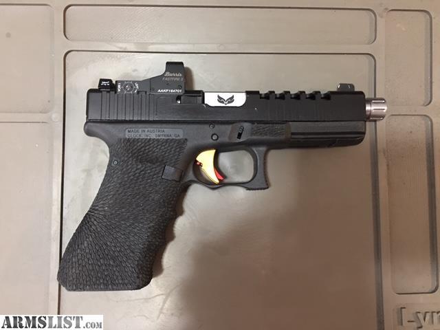 ARMSLIST - For Sale/Trade: Custom Glock 17 GEN4