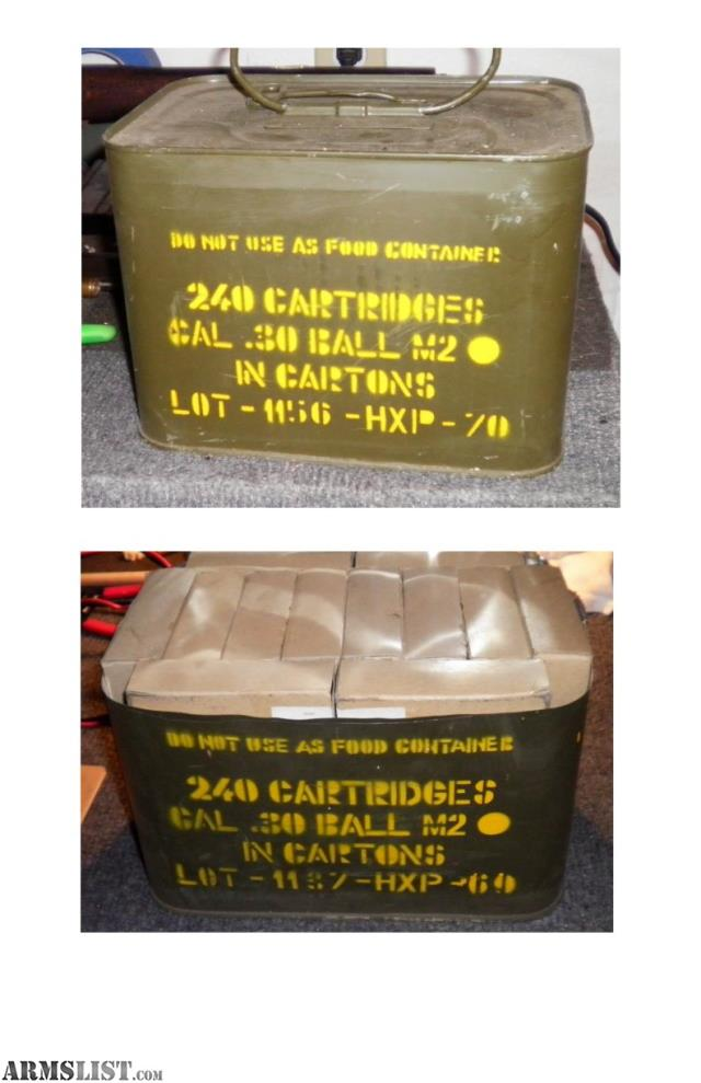 ARMSLIST - For Sale: Greek HXP .30-06 Ammunition