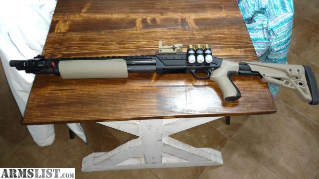 Armslist For Sale Mossberg 500 Scorpion
