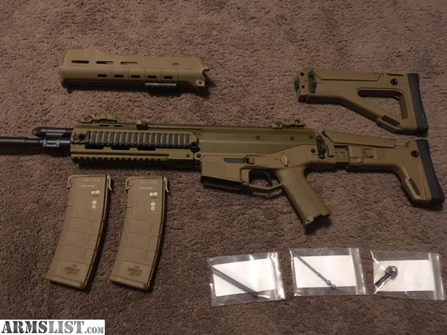 Remington Acr For Sale >> Armslist For Sale Bushmaster Acr