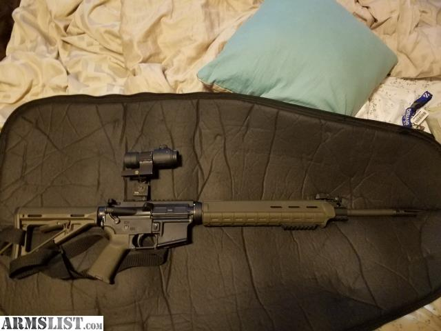 Armslist For Sale Trade Ar15 With Magpul Furniture