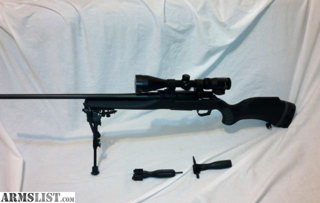 armslist for sale trade thompson center dimension rifle in 308 winchester with vortex. Black Bedroom Furniture Sets. Home Design Ideas
