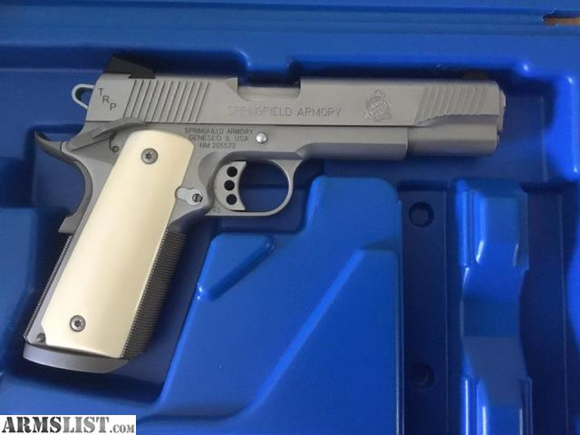 ARMSLIST - For Sale: PRICE DROP!! Springfield Armory 1911