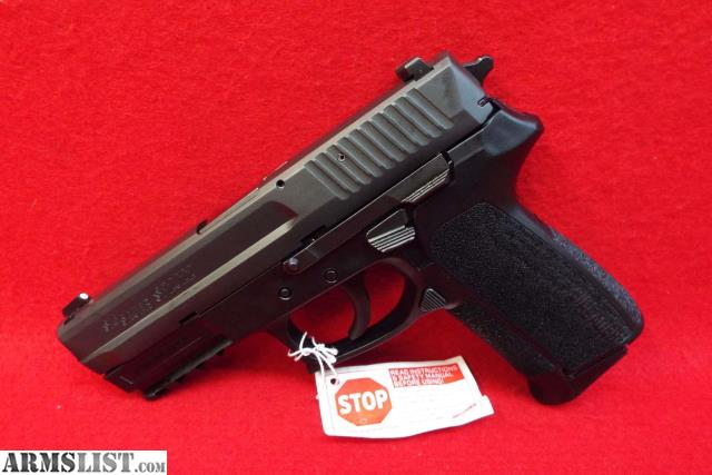 ARMSLIST - For Sale: #4981 SIG SP2022 9MM 15RD E2022-9-B