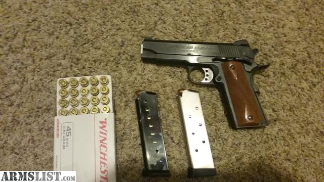 Armslist for trade metro arms 1911