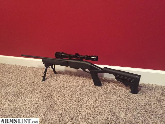 Armslist For Sale Remington 7400 Tactical Semi Auto 3006