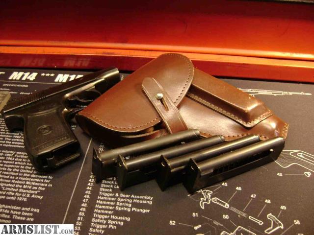 ARMSLIST - For Sale: BAIKAL IJ-70 Russian Makarov 9mm