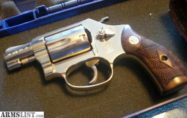 Armslist For Sale Smith And Wesson Model 36 10