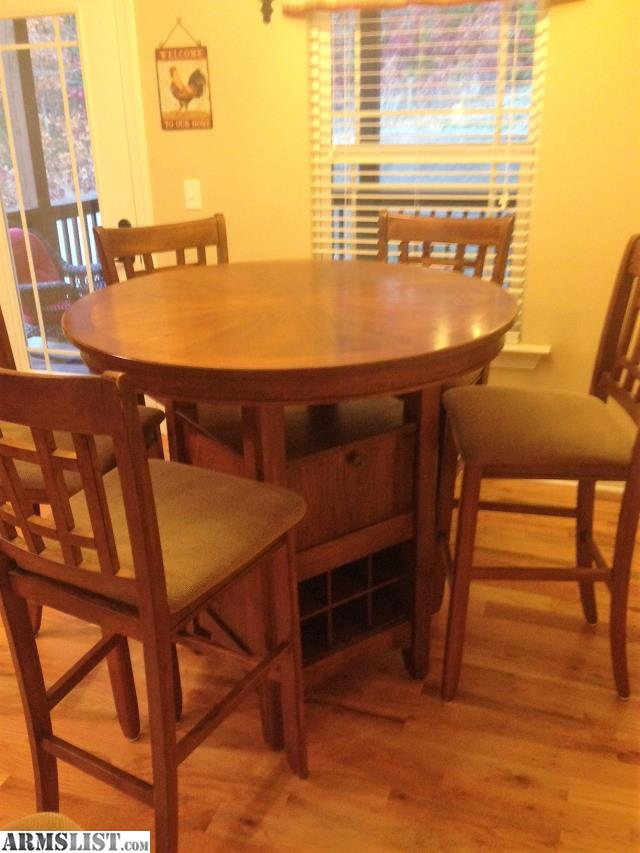 armslist for sale kitchen table 6 chairs bottle rack On 6 kitchen chairs for sale