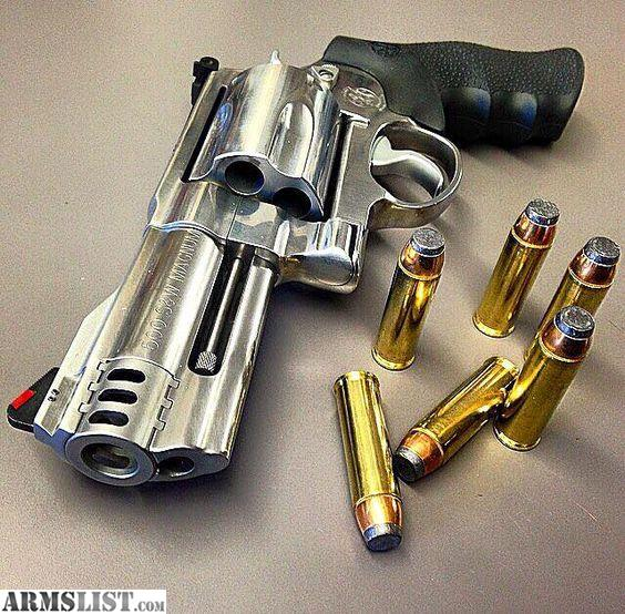 Armslist For Trade The Beast Smith Amp Wesson 500 Magnum