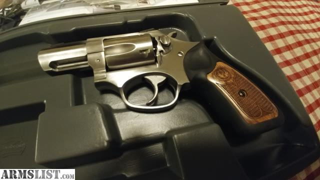 Armslist for sale ruger sp101 2 25 quot wiley clapp