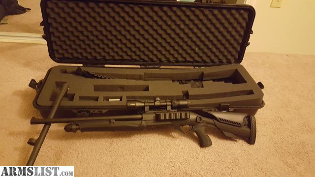ARMSLIST - For Sale: Benelli SuperNova 12/G Pump Shotgun