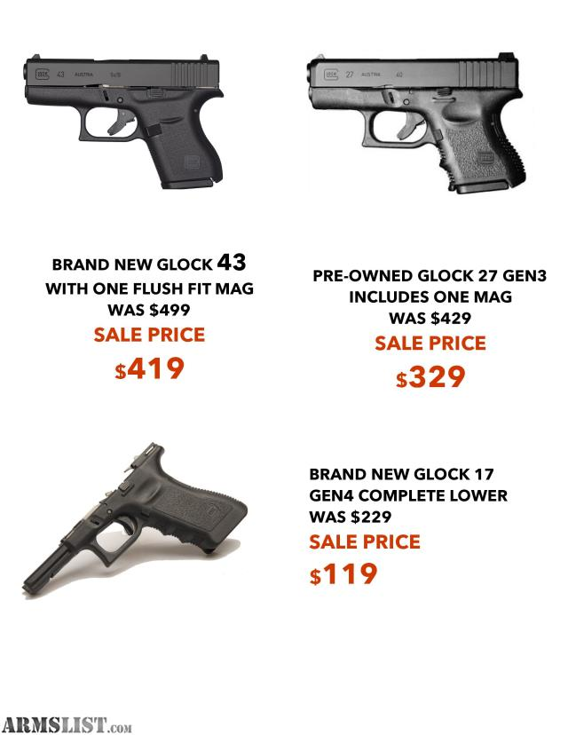 Magnificent Glock 17 Frame For Sale Photo - Framed Art Ideas ...