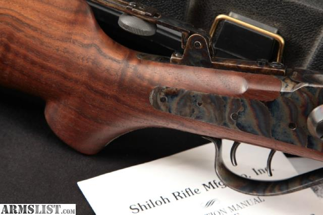 shiloh black singles Shiloh model 1874 sporter #3 sharps single shot rifle, 45-70 with 30 heavy octagon blue steel barrel, falling-block action, color for sale by two wright arms co on gunsamerica - 982507459.