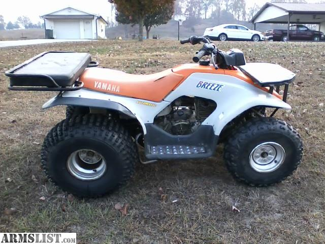armslist for sale trade yamaha 125 atv. Black Bedroom Furniture Sets. Home Design Ideas