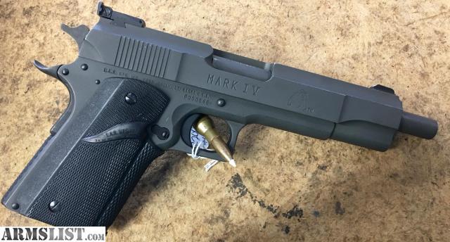armslist for sale lar grizzly mark iv 44 mag semi auto pistol. Black Bedroom Furniture Sets. Home Design Ideas