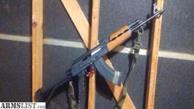 ARMSLIST - For Trade: Yugo M70 AK47 for an AR15