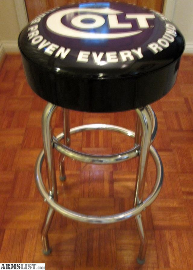 Armslist For Sale Trade Like New Genuine Colt Bar Stool