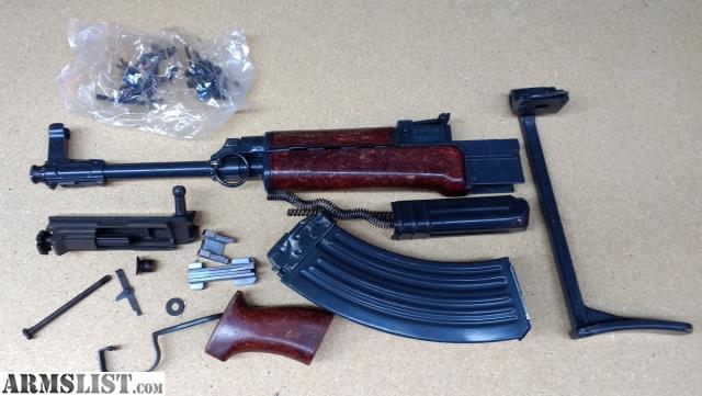 ARMSLIST - For Sale: VZ58 Parts Kit