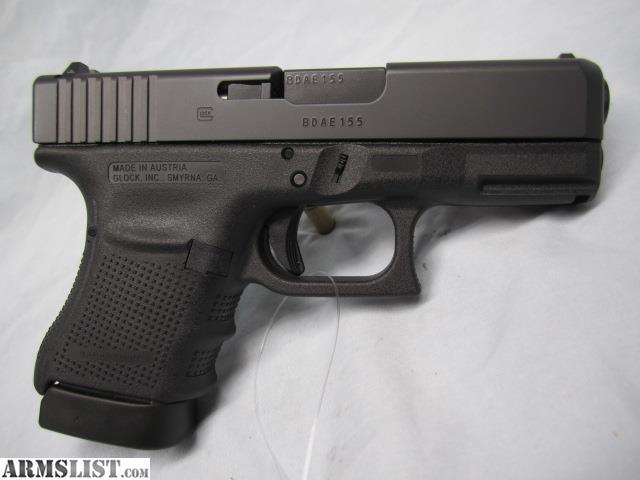 Armslist For Sale Glock Model 30 Gen 4 Cal 45acp