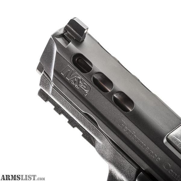 Armslist for sale trade s w m p pro core 9mm for M p ported core 9mm
