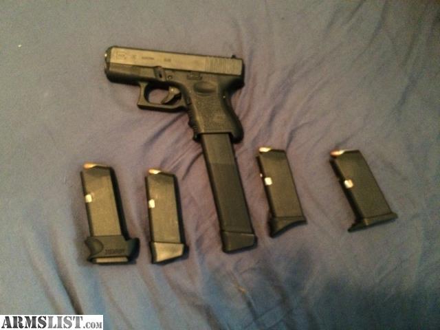 Armslist For Sale Trade Glock 26 Gen 3 5 Mags