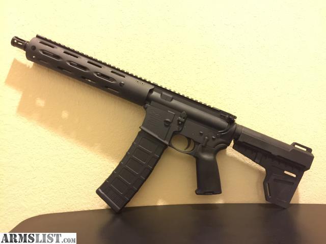 armslist for sale fs ft new 300 blackout 10 5 ar pistol. Black Bedroom Furniture Sets. Home Design Ideas