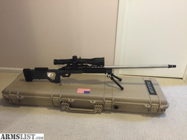Armslist For Sale Rem 700 6 5 Creedmoor Krieger Barrel