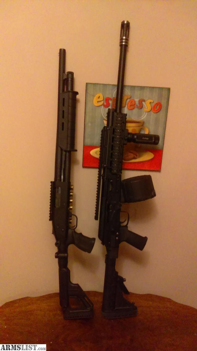 Armslist For Sale Saiga 12 Or Mossberg 500
