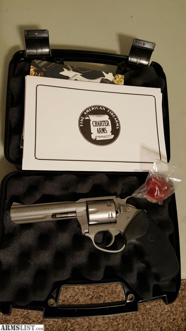 ARMSLIST - For Sale: Charter Arms Pathfinder 22 Magnum Matte