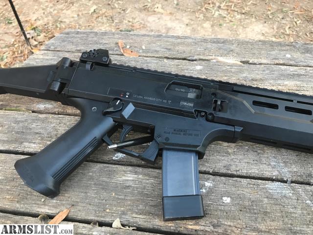 Charlotte Nc Sales Tax >> ARMSLIST - For Sale/Trade: NEW CZ Scorpion EVO 3 S1 Carbine
