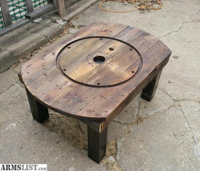 For Sale/Trade: Handmade Coffee Table Concealed