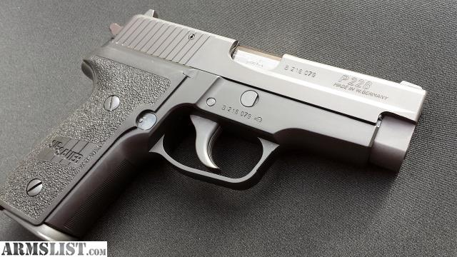 Sig p229 serial number dating