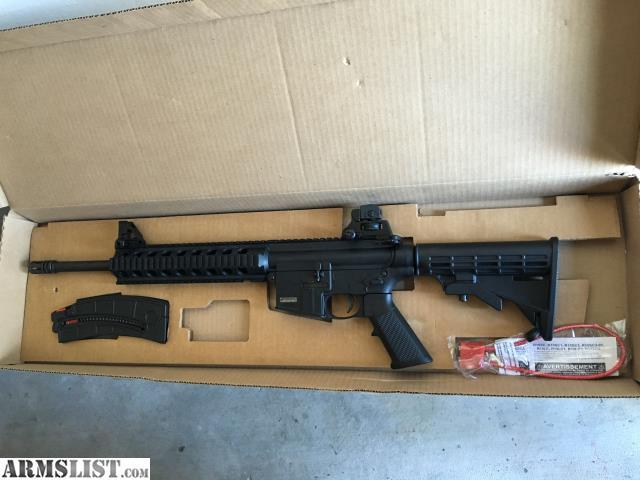 armslist for sale m p 15 22 rifle 22lr. Black Bedroom Furniture Sets. Home Design Ideas