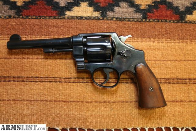 s&w 1917 revolver serial number