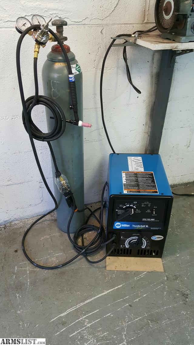 ARMSLIST - For Sale: Miller stick / tig welder