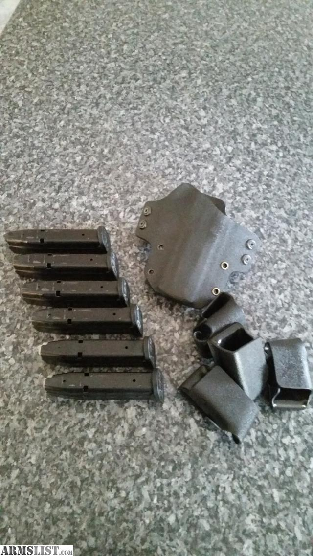 ARMSLIST - For Sale: Sig Sauer P320 9mm (Competition Upgrade) +