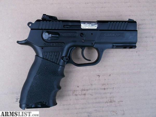 For Sale: EAA/SAR K2P 9mm